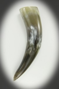 Horn til fedt. Tomt horn til fedt. Flere størrelser og farver Kr. 75.- incl. moms